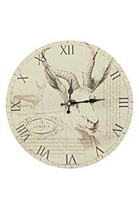 SPRINGBUCK PAPER CLOCK