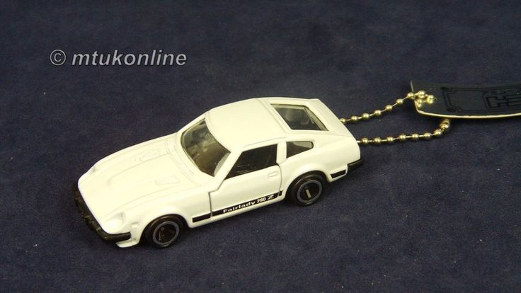 TOMICA 015C NISSAN FAIRLADY 280Z-T S130 1978 | 1/61 | KEYHOLDER CHAIN 2004 |#JDM