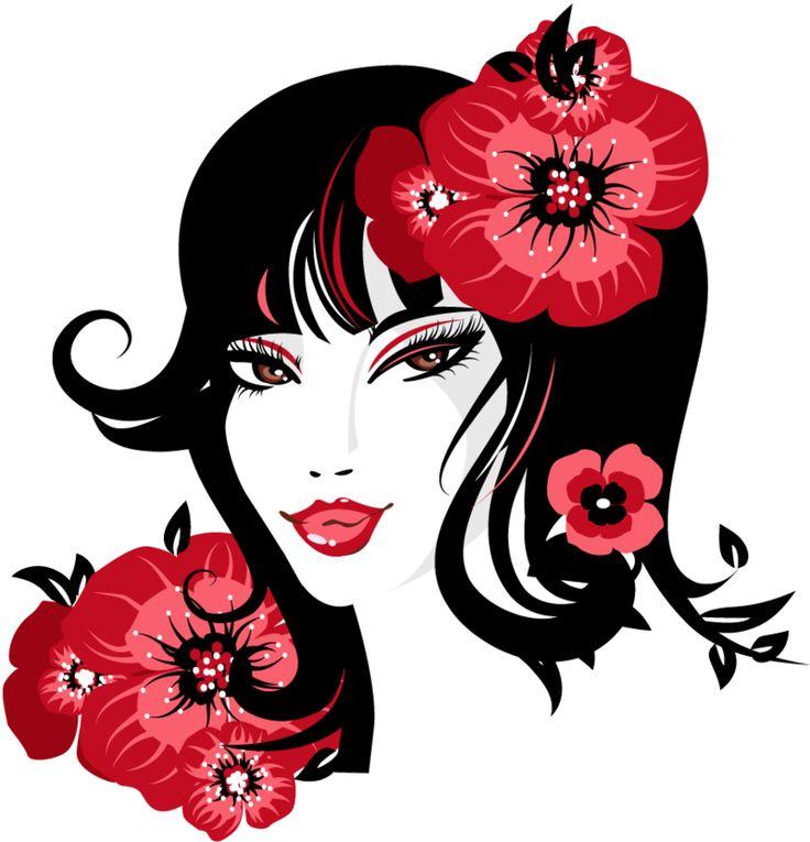 Открытку, открытки для салона красоты