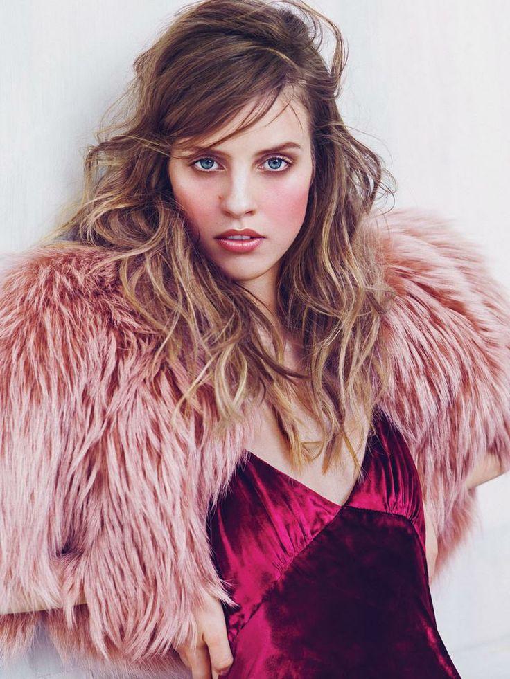 Julia Frauche - Allure Magazine - Blush Hour
