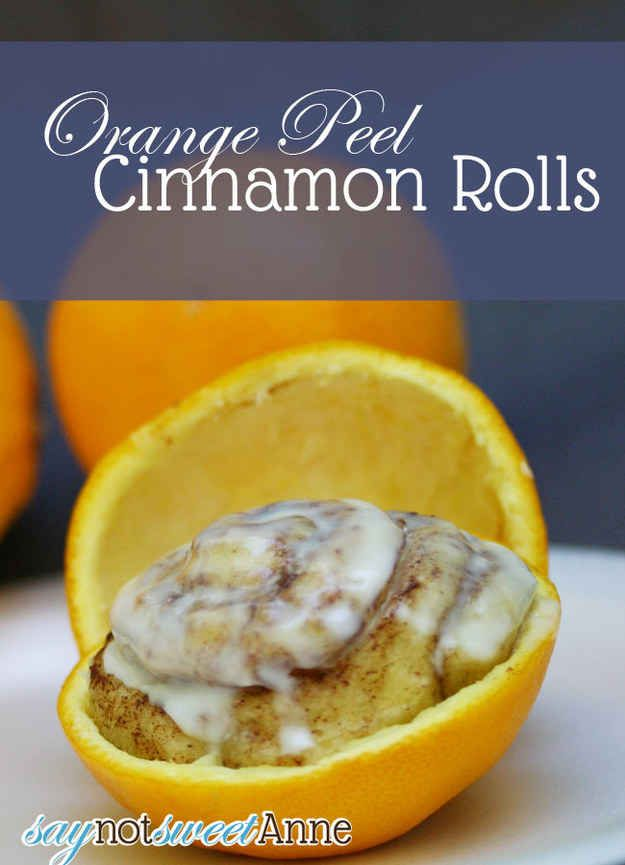 Camp Food Cinnamon Buns | 19 Easy Breakfasts You Can Cook On A Campfire