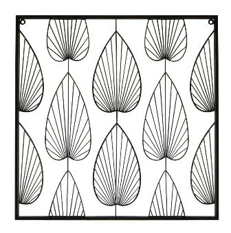 Home :: Metal Wall Art :: Abstract & Contemporary :: Metal Wall Art Weather Panel