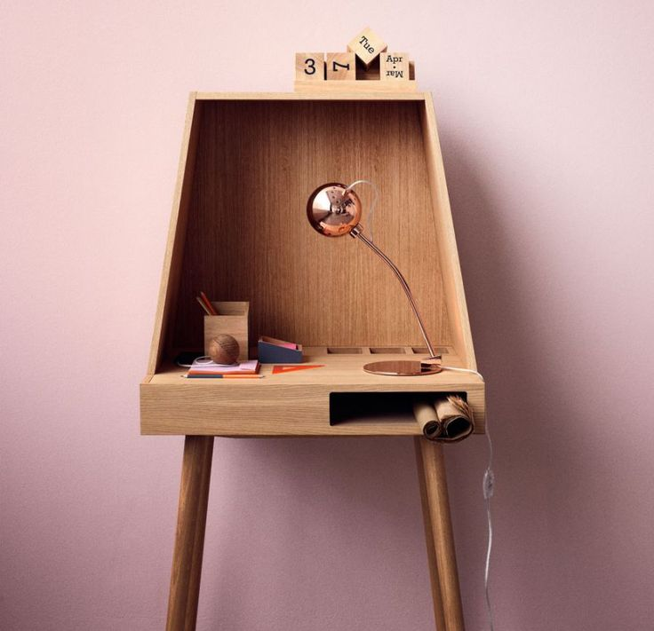 Vilfred Desk by Kristina Kjær.