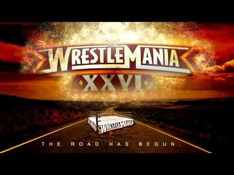 WWE wrestlemania 26 theme song (I made it by kevin rudolf) - YouTube