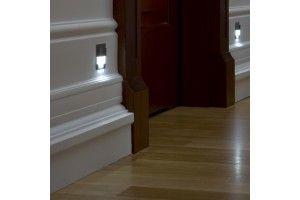 Subtil und elegant- die Tango-Serie bewährt sich ideal in den Fluren und Vorzimmern.
