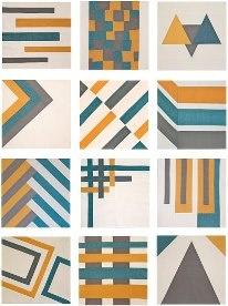 Modern Block of the Month (BOM) ~ June Sew-Along