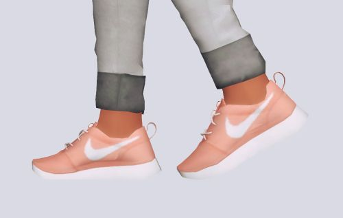 Simoshe Nike sneakers for The Sims 4