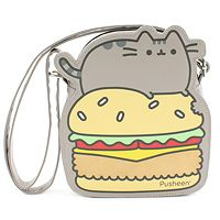 Pusheen the Cat Burger Cross-Body Bag