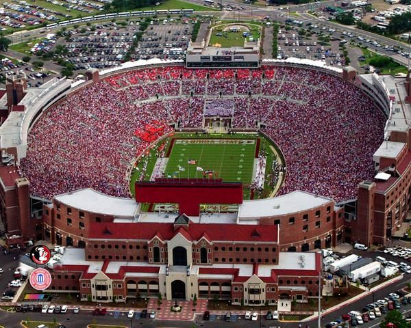 There is nothing like being in Doak Campbell Stadium!!!! I love my Noles!