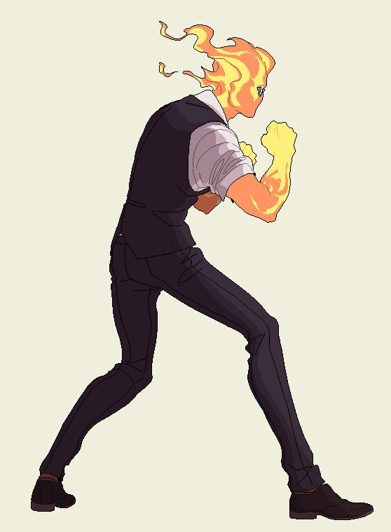 you've been warned...don't start a bar fight at Grillby's