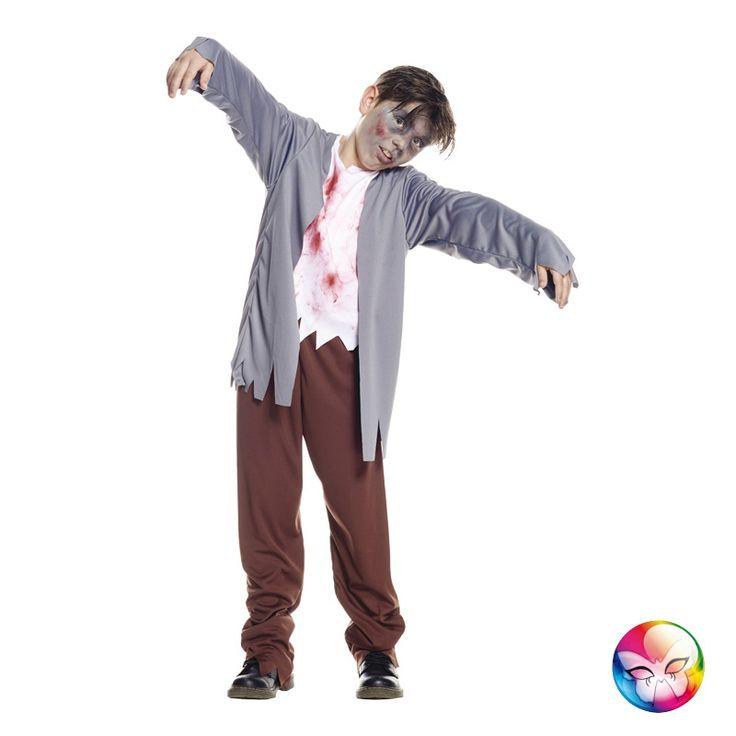 Costume enfant : le petit zombie