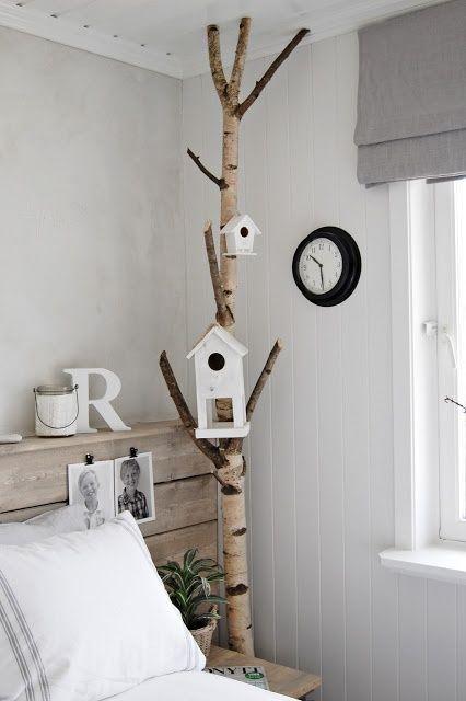 die 25 besten ideen zu birkenstamm deko auf pinterest birkenstamm baum innen und. Black Bedroom Furniture Sets. Home Design Ideas