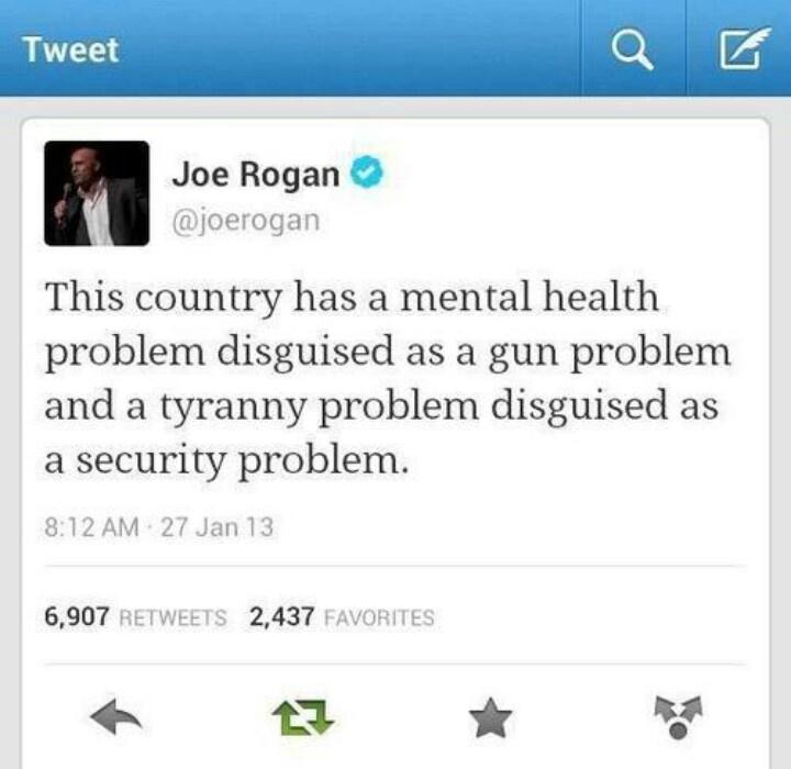 Joe Rogan.