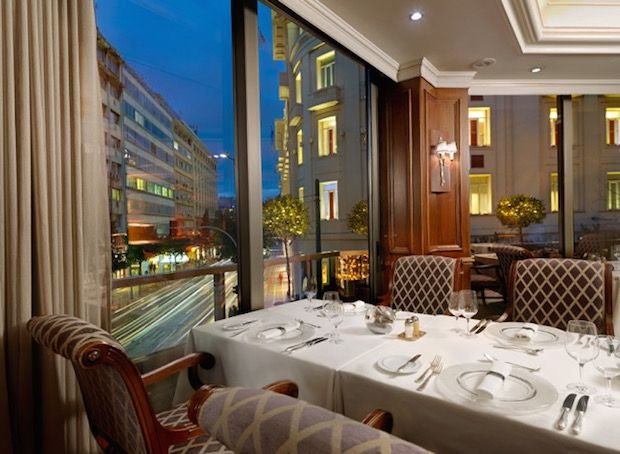NJV Athens Plaza - Parliament Restaurant H (6)