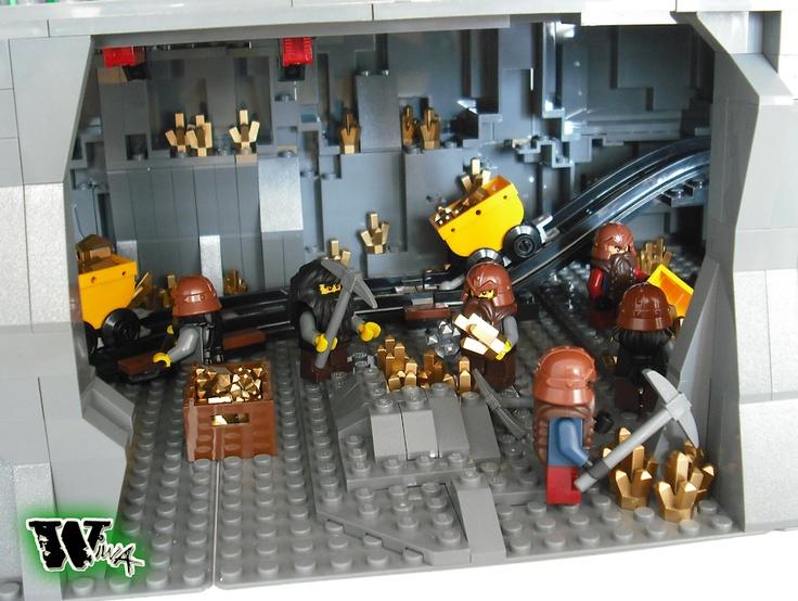 [MOC] Mina de Oro (Dwarves Gold Mine)