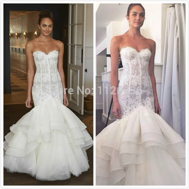 Lace Evening Gowns Lace Mermaid Wedding Dress Lace Jacket Wedding Goals Lace Fabric Bridal Gowns Trumpet Perfect Bride Wedding Dressses