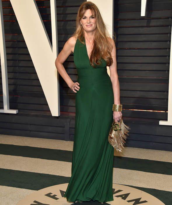 Jemima Goldsmith attends the 2017 Vanity Fair Oscar Party | Vanity ...