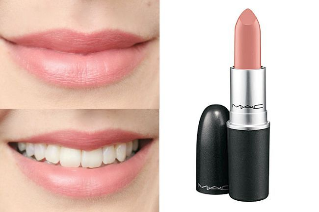 Mac | Peach Blossom - my go to lip color