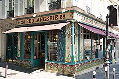 Photo de Boulangerie-pâtisserie Beaumarchais, Paris 11e arrondissement, PA00086525