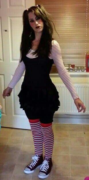 Dolly fancy dress