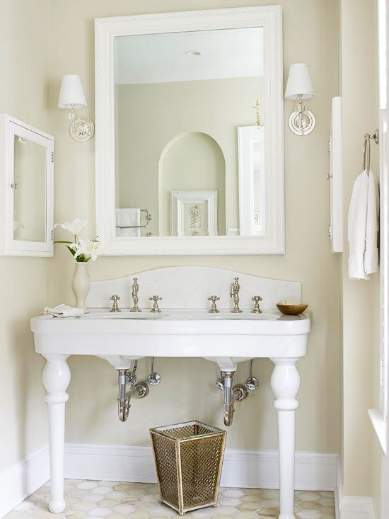 Images Photos  Inspiration Repurpose Furniture into Bathroom Vanity Small Vintage