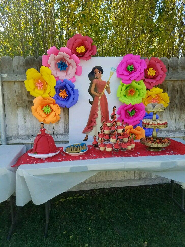 Elena of avalor birthday party decorations party ideas for Decoracion e ideas