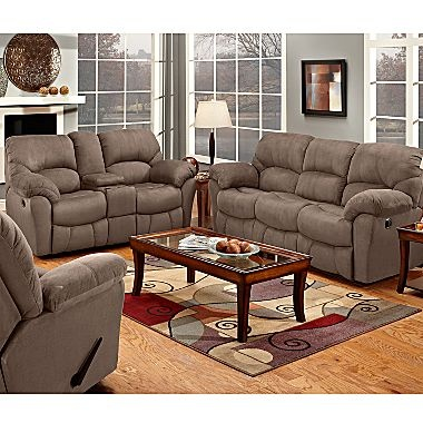 Sectionals phundamentals reclining sofas jcpenney for Jcpenney sectional sofas