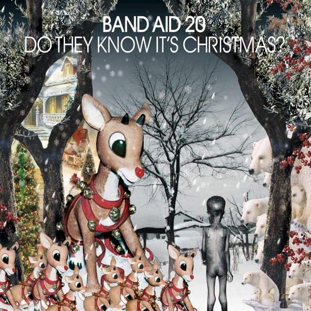 Listen #free in #Spotify: Do They Know It's Christmas? - 1984 Version by Band Aid