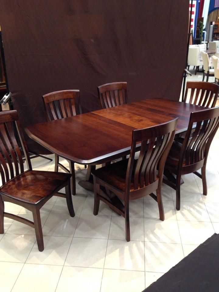 American Made Dining Room Furniture Amusing Inspiration
