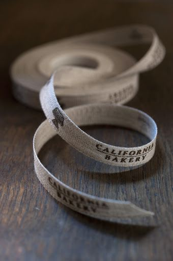 Ribbon | by California Bakery