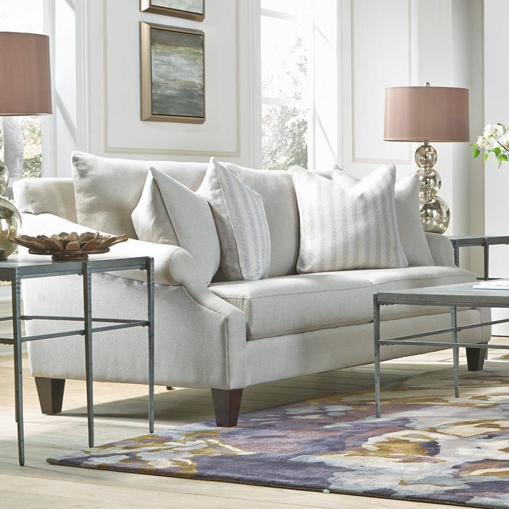 Love this sofa but in a light gray/granite color for living room