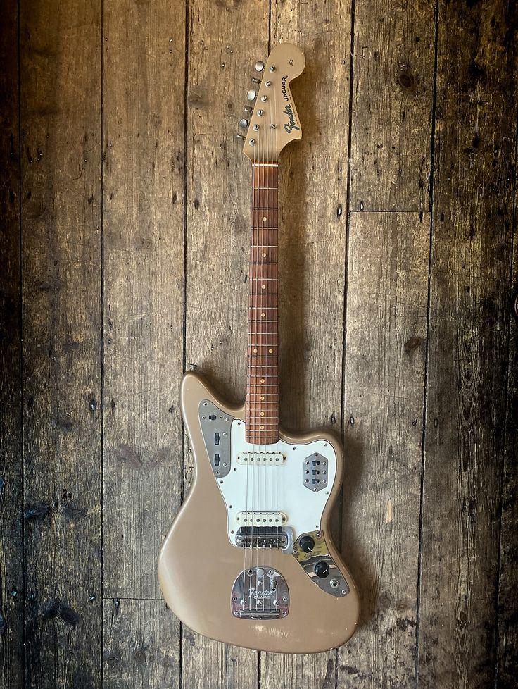 Fender Jaguar 1965 Reverb In 2021 Fender Jaguar Fender Jaguar