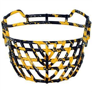 Schutt Vengeance Big Grill 2.0 Splash Football Facemask - Big Grill facemasks with a splash graphic!