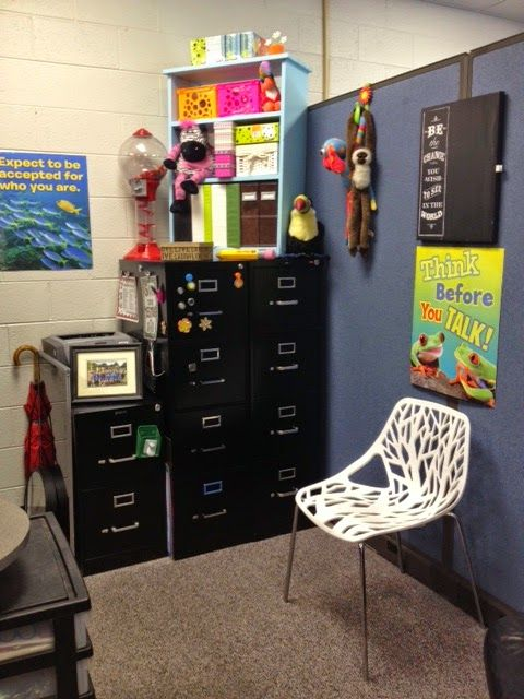 Original  Decked My Walls Tips For Setting Up Your School Counseling Office