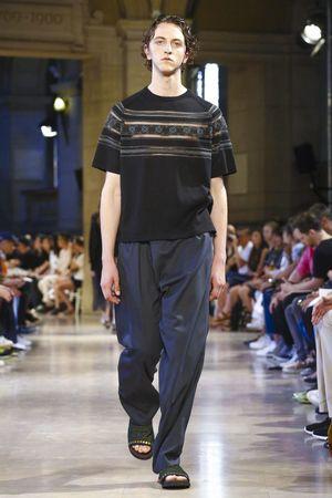 Kolor Menswear Spring Summer 2017 Paris - NOWFASHION