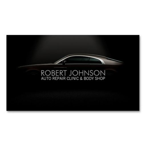 159 best automotive business cards images on pinterest lyrics stylish automotive business card reheart Choice Image