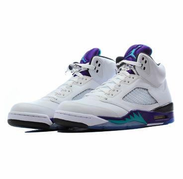 Jordan Shoes | Air Jordan 5 Retro in White - 5.4.13