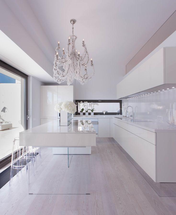 Oltre 25 fantastiche idee su cucine bianche moderne su for Cucine pinterest