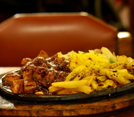 The successor to where the Indian sizzler was born.