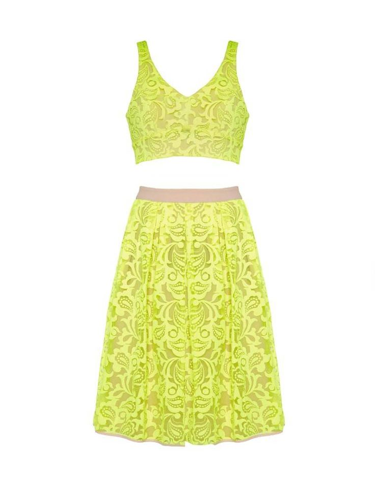 10 Amazing Spring Sets - Matching Spring Clothes - Elle