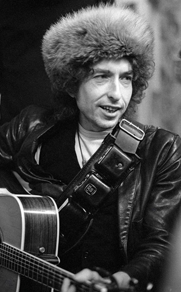 18 Rare Photos From Bob Dylan's 'Rolling Thunder Revue' Tour by Ken Regan