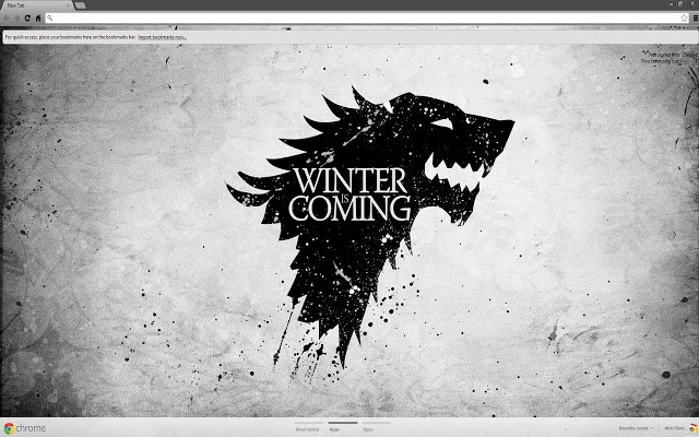 20 best images about tech chrome themes that don 39 t suck - Winter theme chrome ...