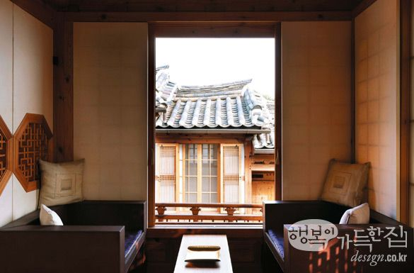 House full of happiness _ [baekga Journey of Yong-hŏn Cho] Gahoe-dong boring old house to regain the hearts 尋 心 軒