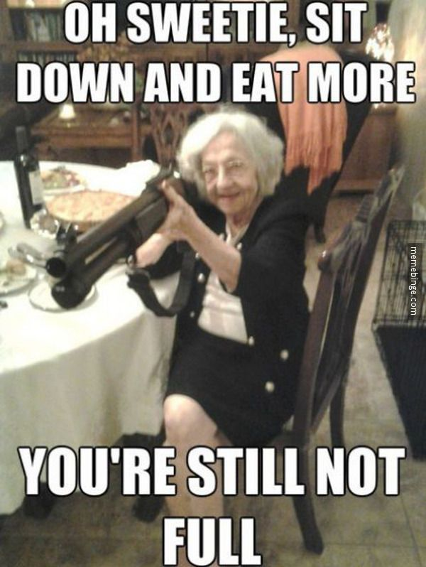 12 Funny Grandma Memes Which Are Hilarious