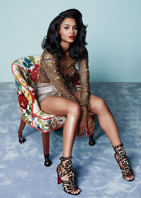 Ciara For Paper Magazine's Fall 2013 Fashion Issue - Baller Alert.com