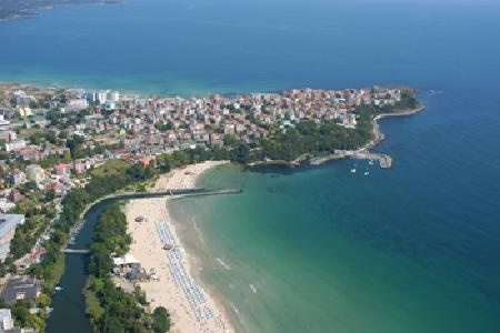 Primorsko, Bulgaria - Along the Gardenia Coast
