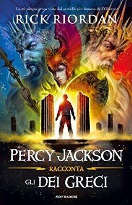 Torna Percy Jackson con un nuovo libro!