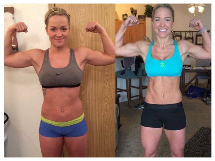 How to slim down instead of bulk up
