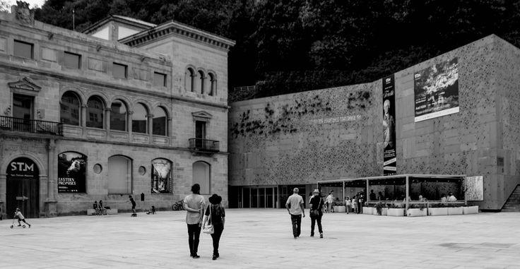 Museo San Telmo, Nieto Sobejano Arquitectos. San Sebastián (Spain)
