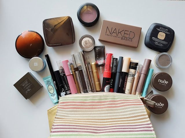 Beautifully Glossy: What's in my make-up bag